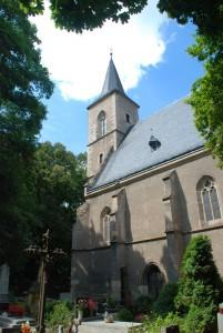 Hřbitovní kostel Nejsvětější Trojice